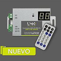 Controlador DMX-IR